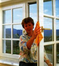 Ухаживаем за окнами