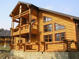 Деревянное домостроительство