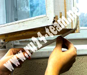 Утепляем двери и окна